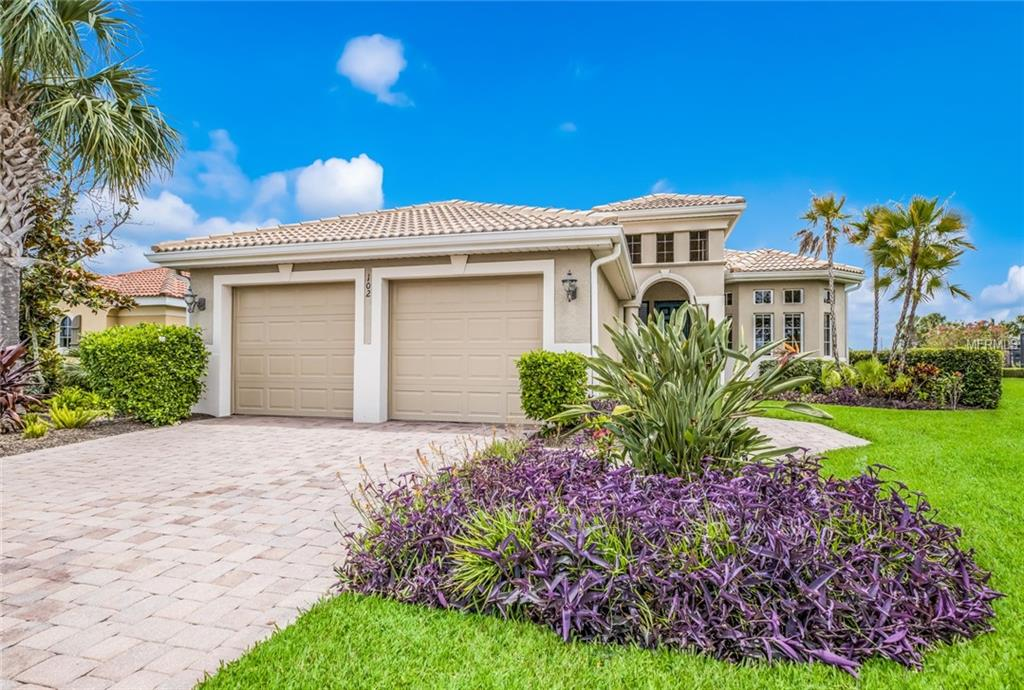 Photo of home for sale at 102 CIPRIANI COURT, North Venice FL