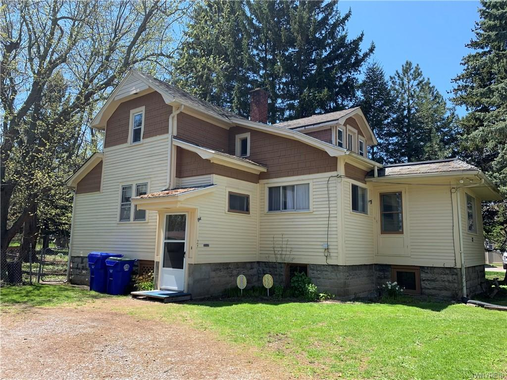Photo of home for sale at 27-28 Race Street, West Seneca NY