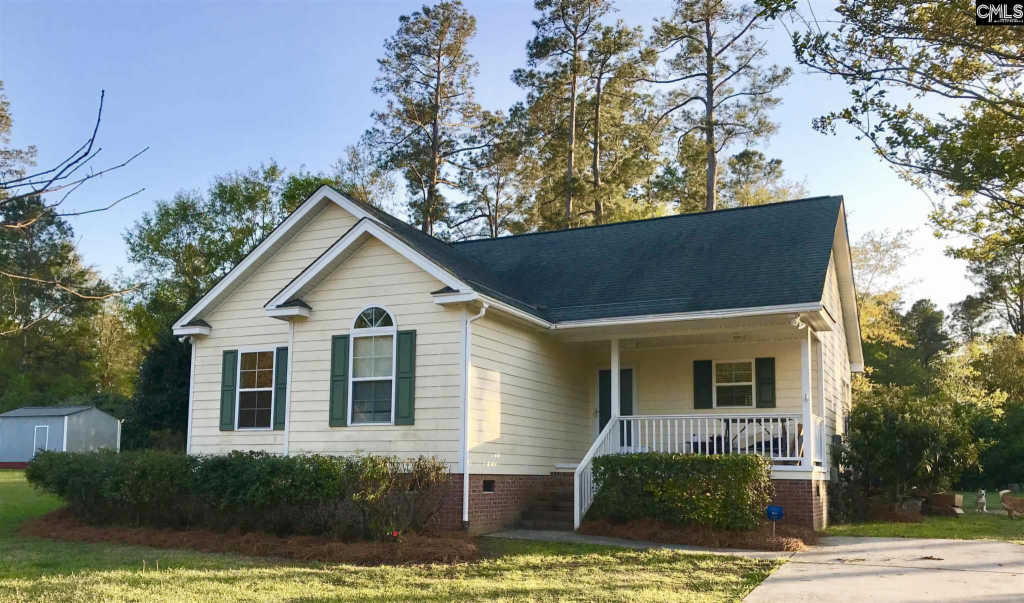 Photo of home for sale at 1357 Macon, Orangeburg SC