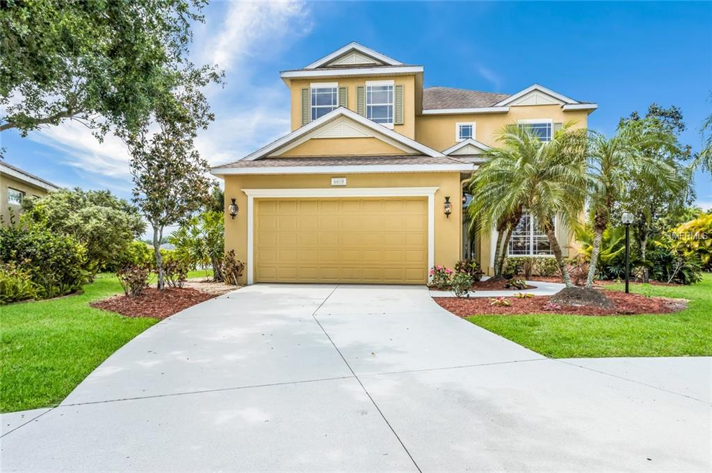 Photo of home for sale at 6610 63RD TERRACE, Bradenton FL