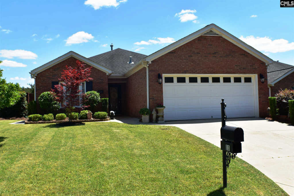 Photo of home for sale at 11 Regal Court, Columbia SC