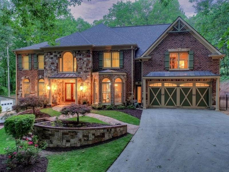 4955 Burnt Hickory Road Nw Kennesaw, GA 30152