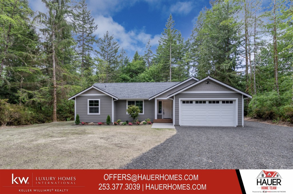 Photo of home for sale at St, Gig Harbor WA