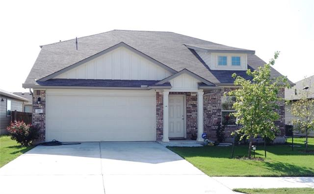 Photo of home for sale at 717 Pinnacle DR, Georgetown TX