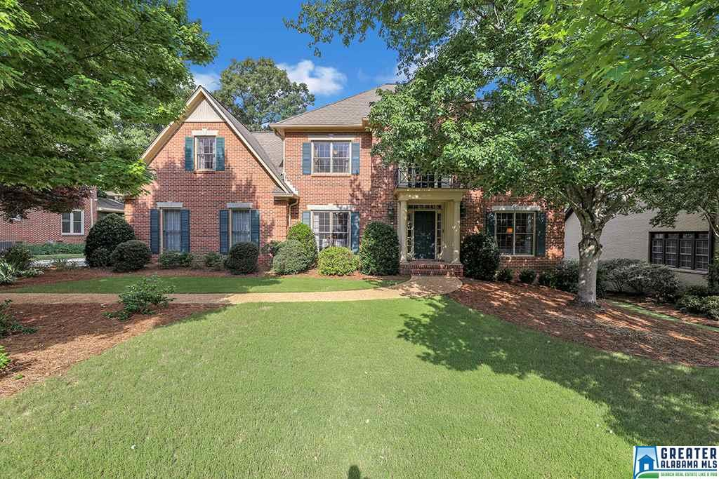 Photo of home for sale at 3226 Heathrow Downs, Hoover AL