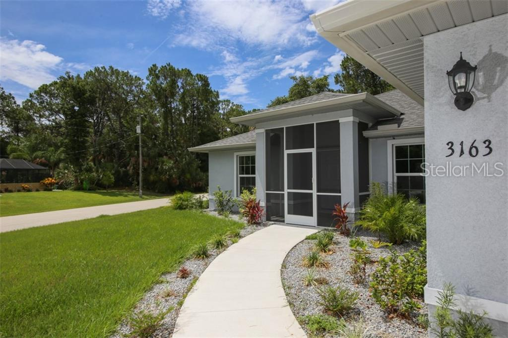 Photo of home for sale at 3163 MADAGASCAR AVENUE, North Port FL