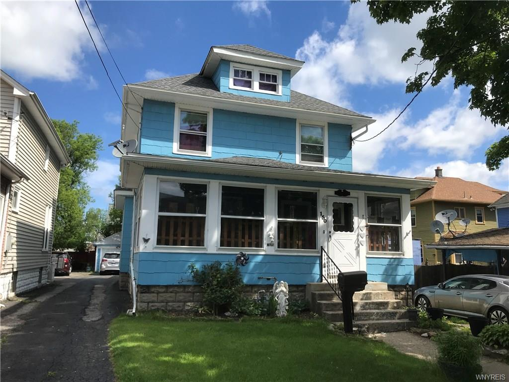 Photo of home for sale at 150 Morgan Street, Tonawanda-city NY
