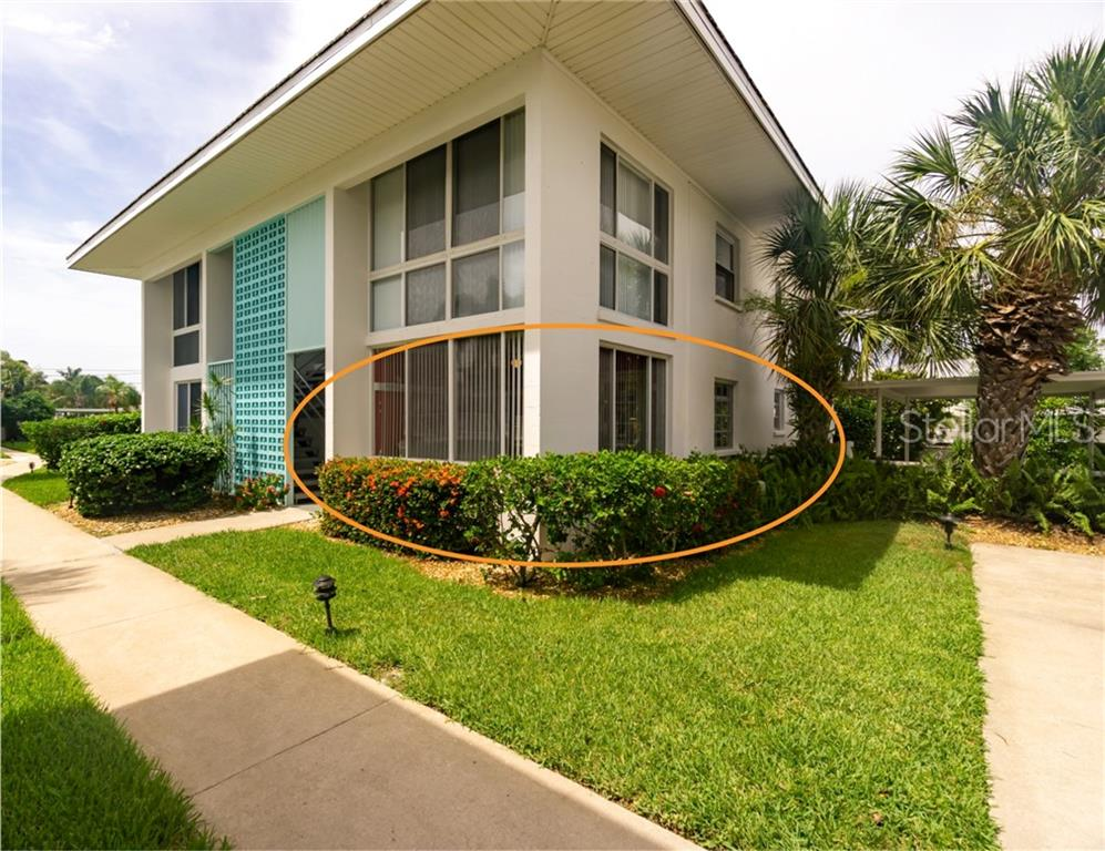 Photo of home for sale at 5400 GULF DRIVE, Holmes Beach FL