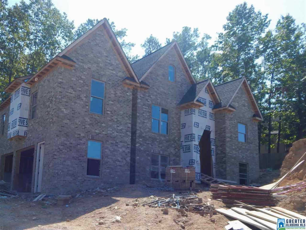 Photo of home for sale at 1209 Grande View Ln, Alabaster AL