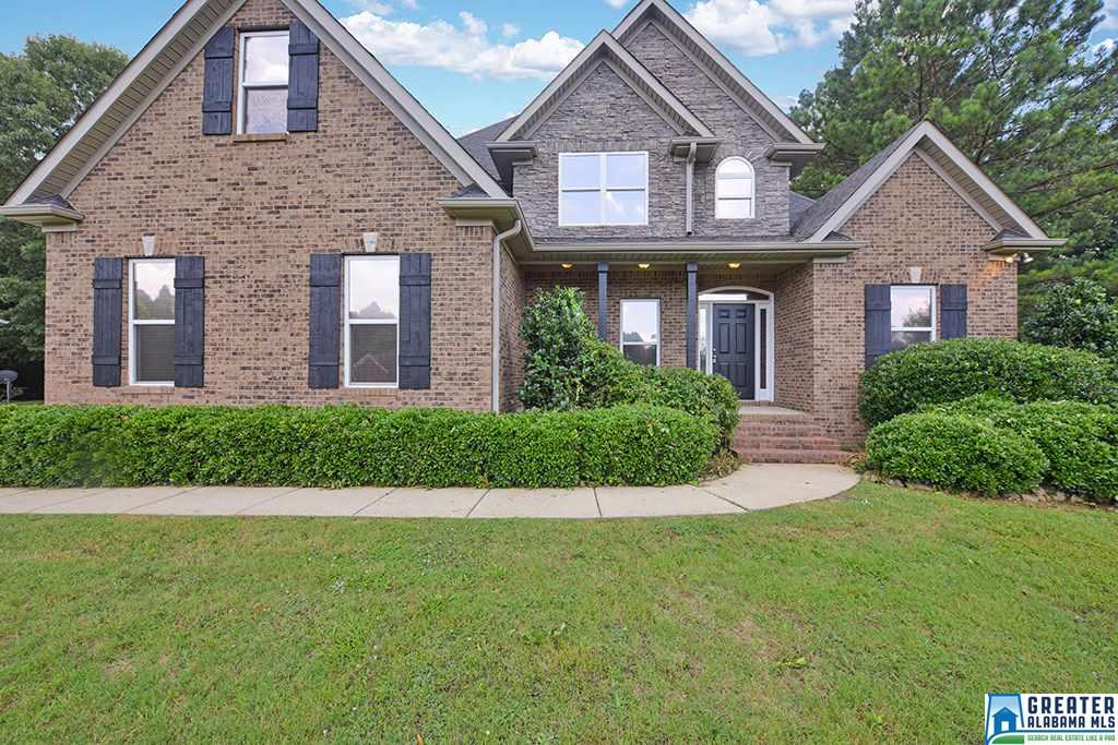 Photo of home for sale at 417 Fawn Dr, Chelsea AL