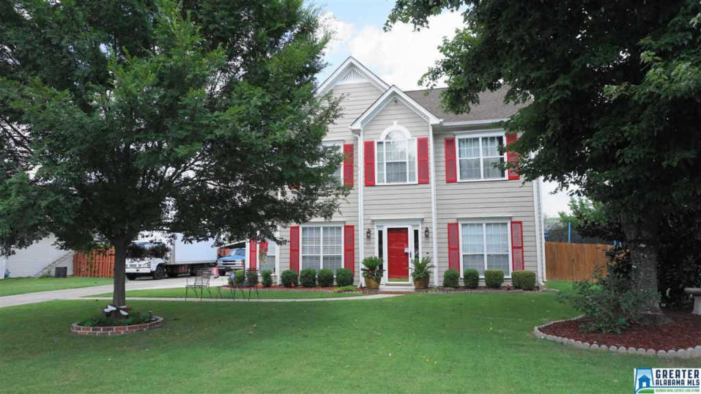 Photo of home for sale at 112 Stone Dr, Pelham AL