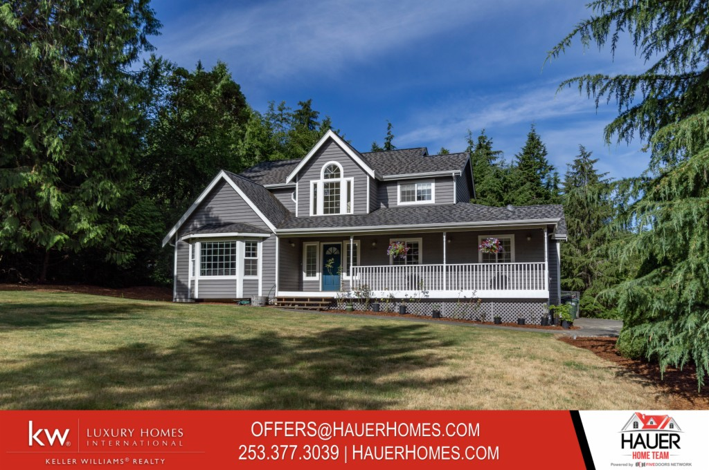 Photo of home for sale at Ave, Gig Harbor WA