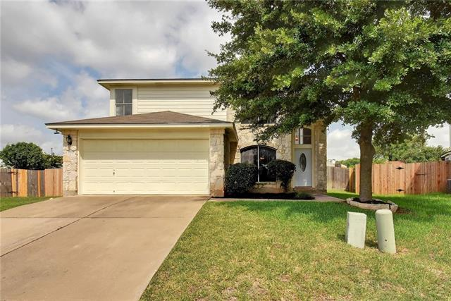 Photo of home for sale at 15615 Valeries CV, Pflugerville TX
