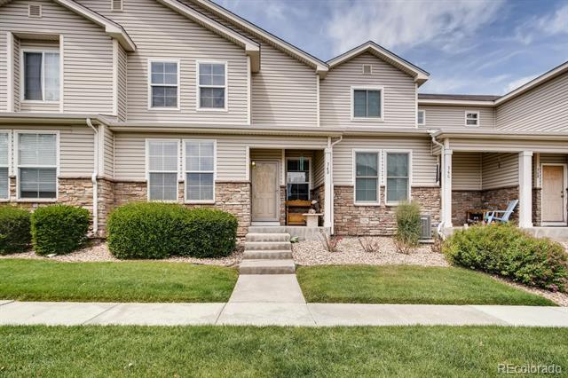 Photo of home for sale at 9758 Laredo Street, Commerce City CO
