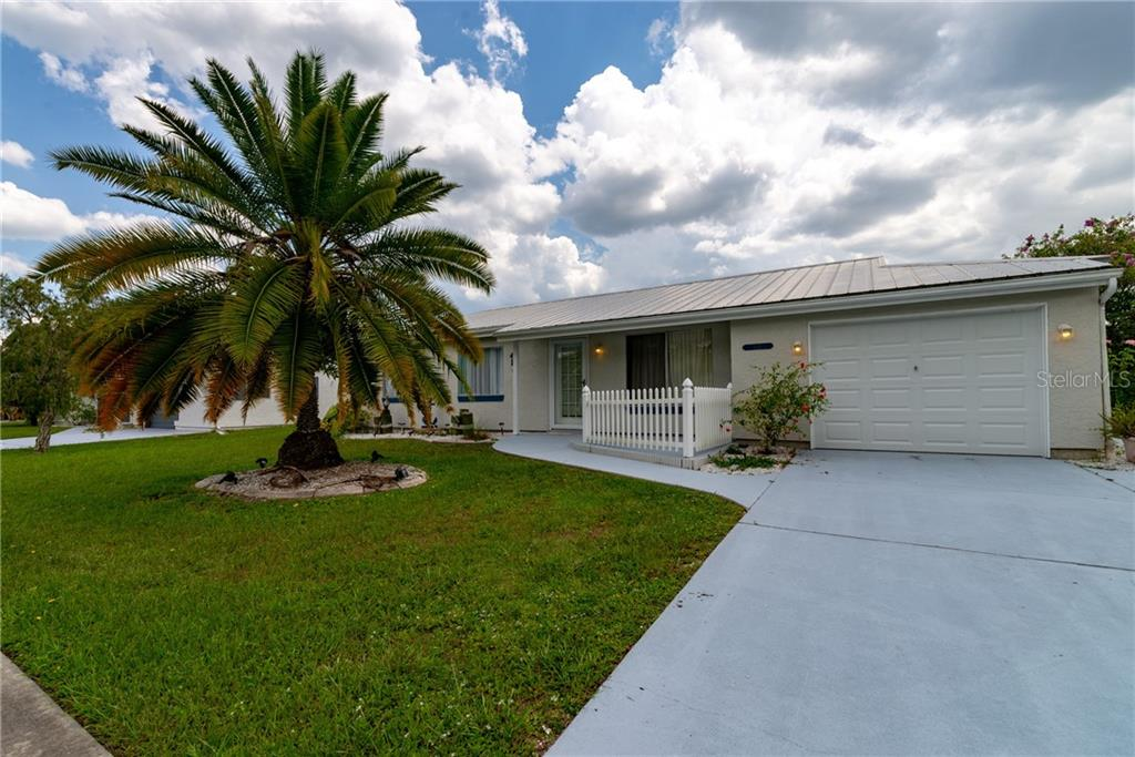 Photo of home for sale at 4411 MONGITE ROAD, North Port FL