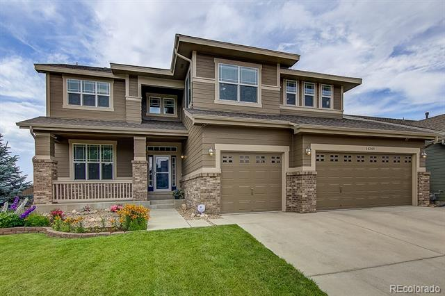 Photo of home for sale at 14349 Fillmore Street, Thornton CO