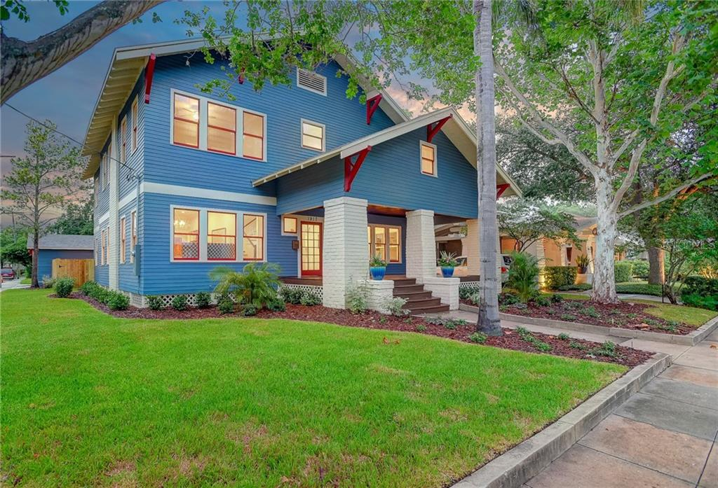 Photo of home for sale at 1917 DEKLE AVENUE W, Tampa FL