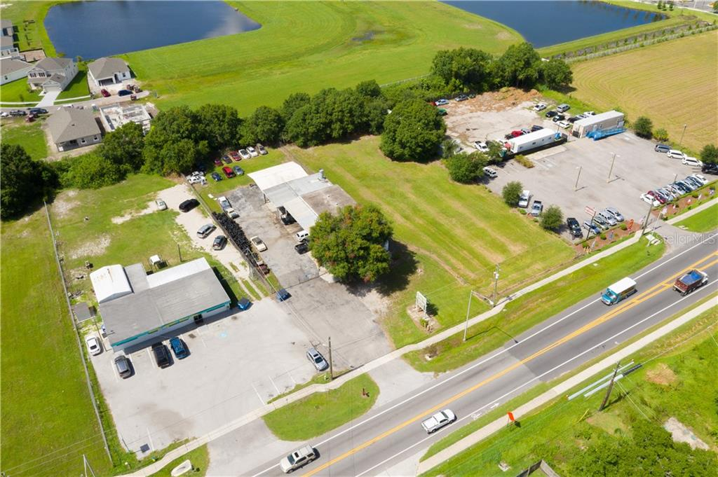 Photo of home for sale at 5119 STATE ROAD 674, Wimauma FL