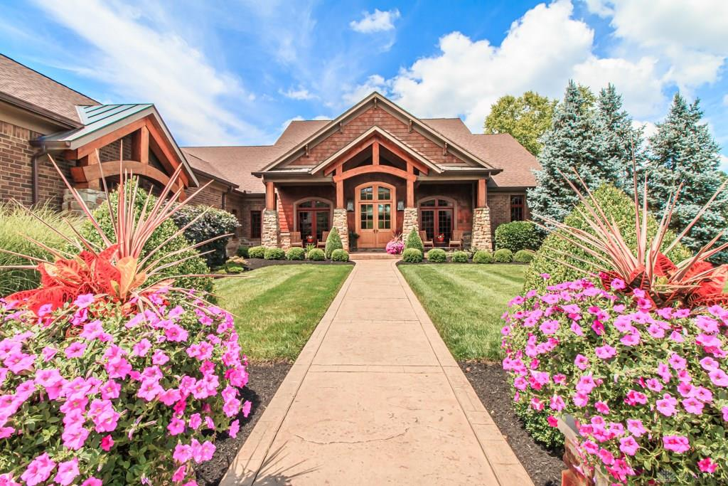 Photo of home for sale at 8443 Primrose Way, Clearcreek Twp OH