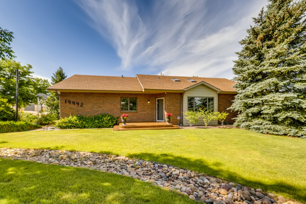Photo of home for sale at 14442 Garfield Street, Brighton CO