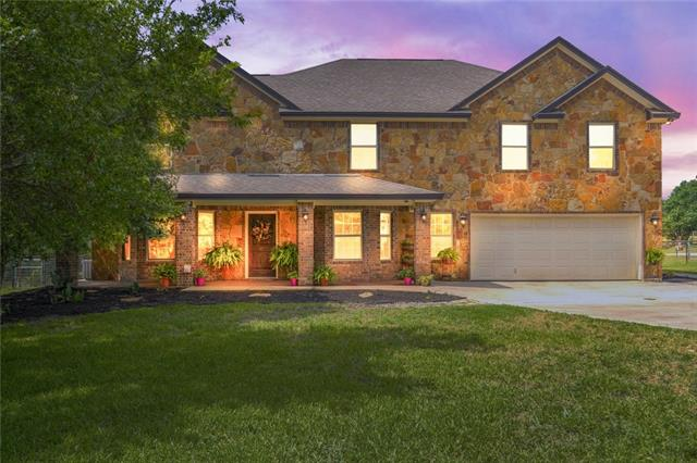 3390 Zion Hill Road Weatherford TX 76088, MLS # 14124117