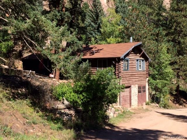 Photo of home for sale at 15827 Old Stagecoach Road, Pine CO