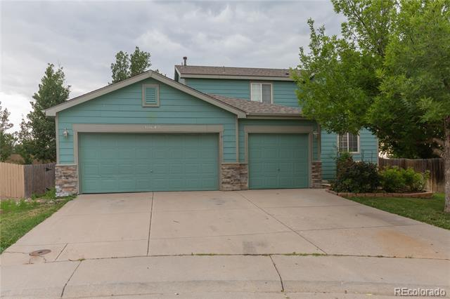 Photo of home for sale at 10647 Fillmore Way, Northglenn CO