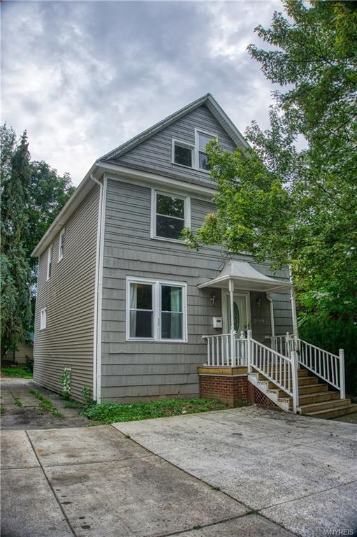 Photo of home for sale at 2009 Hertel Avenue, Buffalo NY