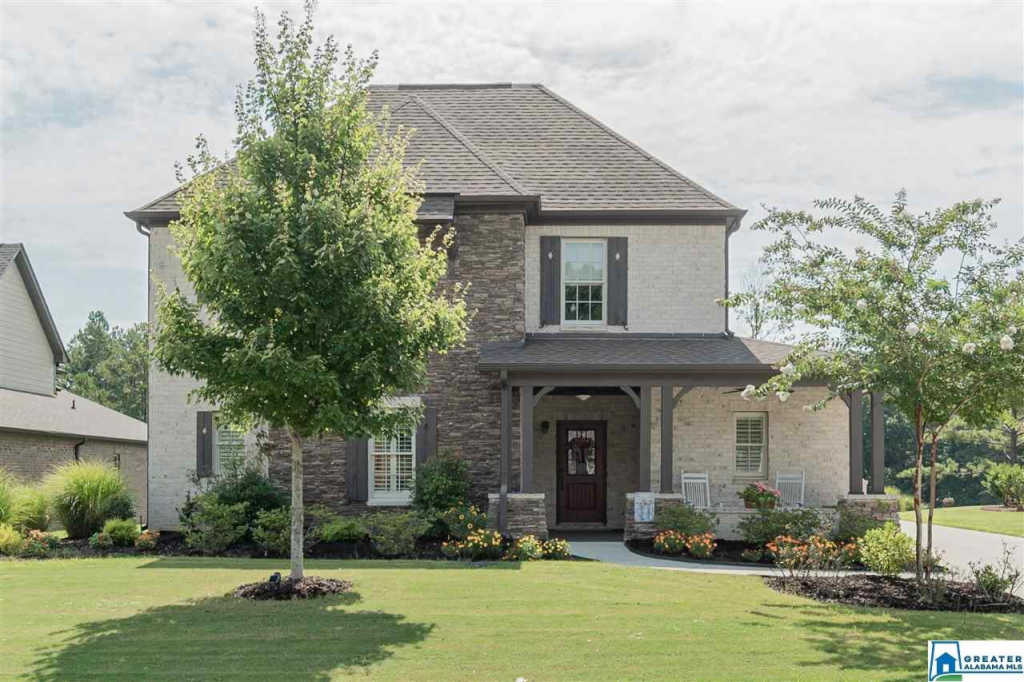 Photo of home for sale at 328 Kilkerran Ln, Pelham AL