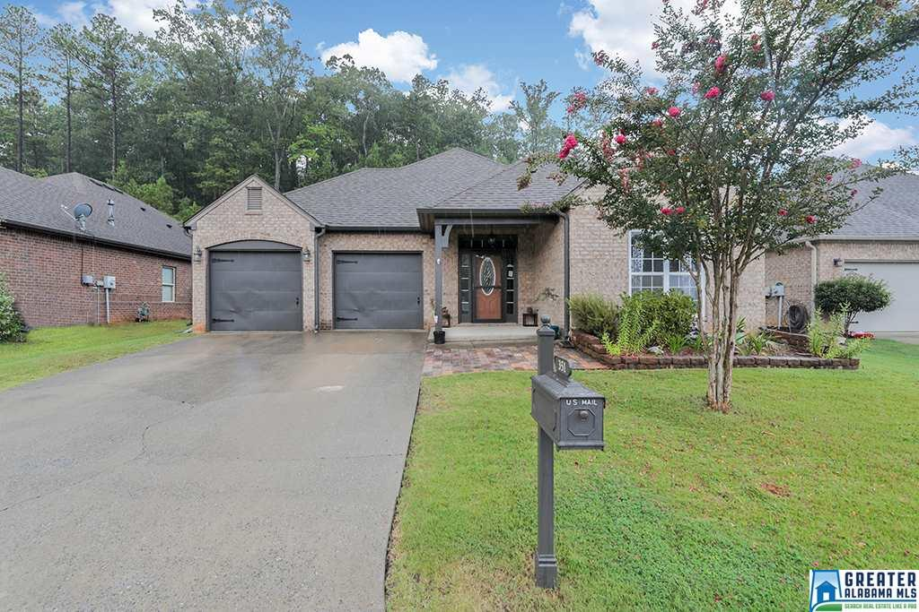 Photo of home for sale at 351 Chesser Park Dr, Chelsea AL