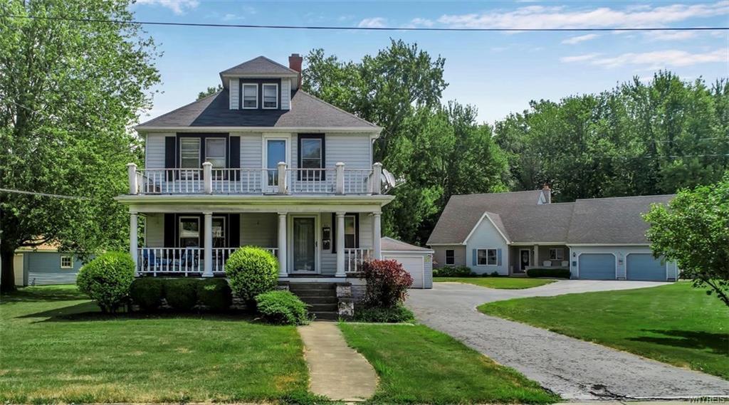 Photo of home for sale at 309 - 311 Ward Road, North Tonawanda NY