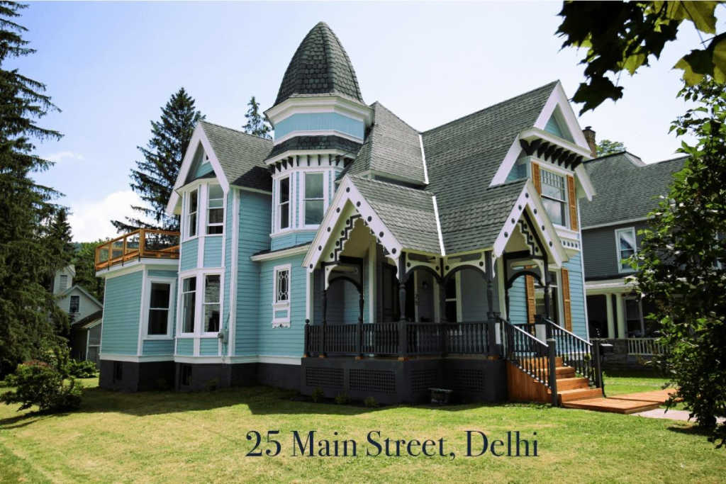 Photo of home for sale in Delhi NY