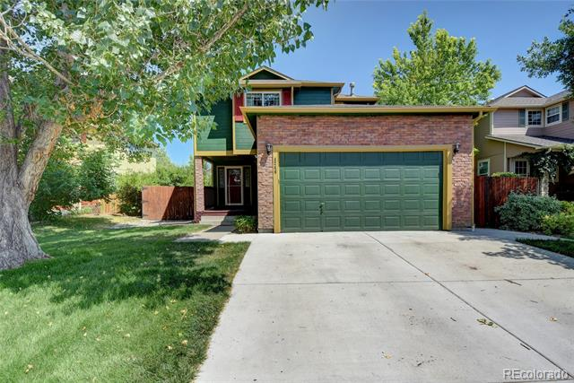 Photo of home for sale at 4246 Tempe Court South, Aurora CO