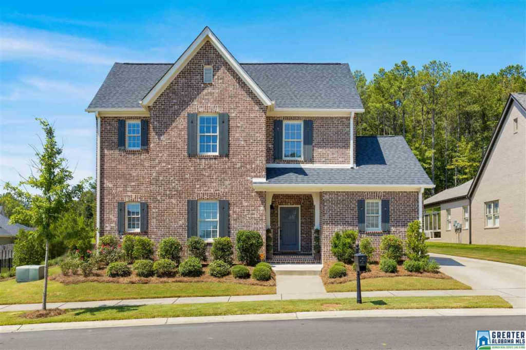 Photo of home for sale at 4535 Jessup Ln, Hoover AL