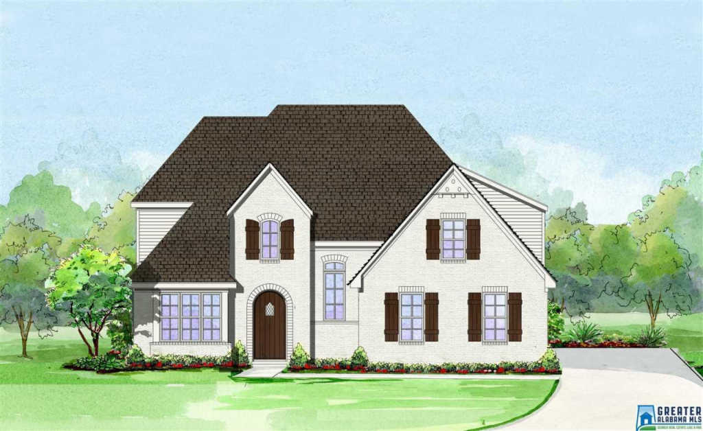 Photo of home for sale at 529 Willow Branch Cir, Chelsea AL