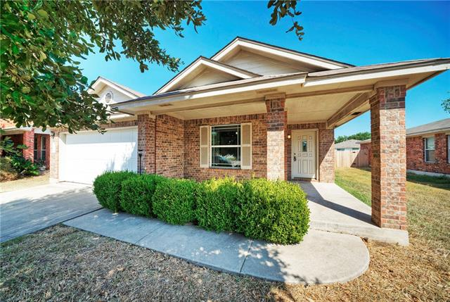Photo of home for sale at 603 Golden Gate DR, Leander TX