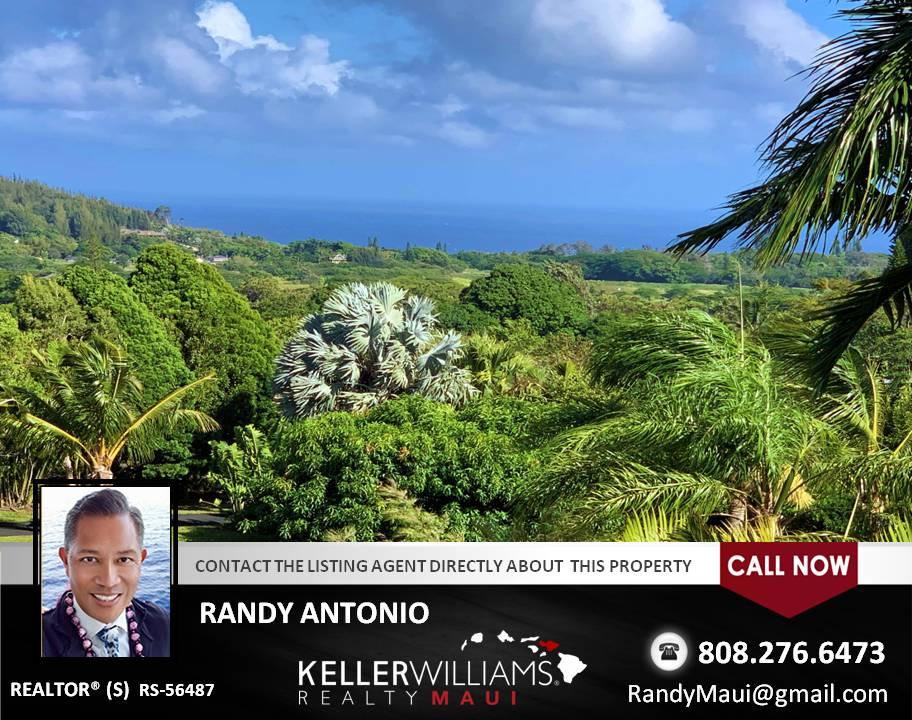 Maui Homes for Sale -  Price Reduced,  2630 Alohia Pl