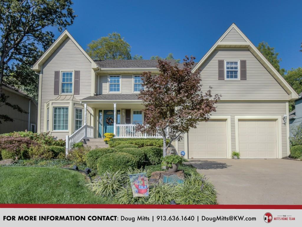 6746 Red Oak Drive, Lake Quivira in Johnson, KS County, KS 66217 Home for Sale