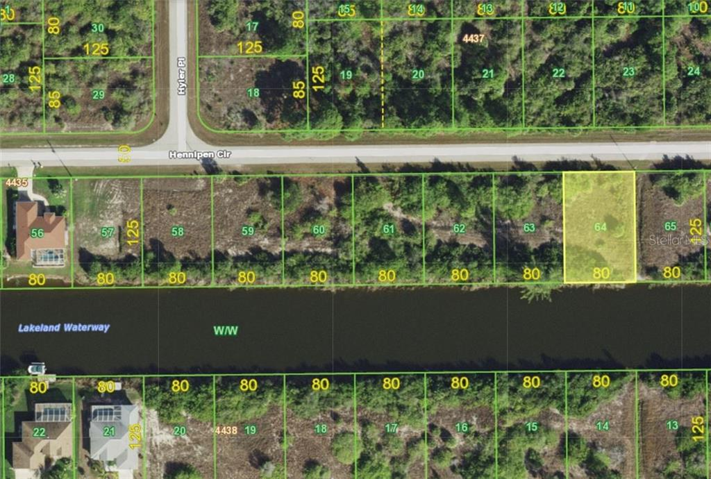 Photo of home for sale at 15480 HENNIPEN CIRCLE, Port Charlotte FL