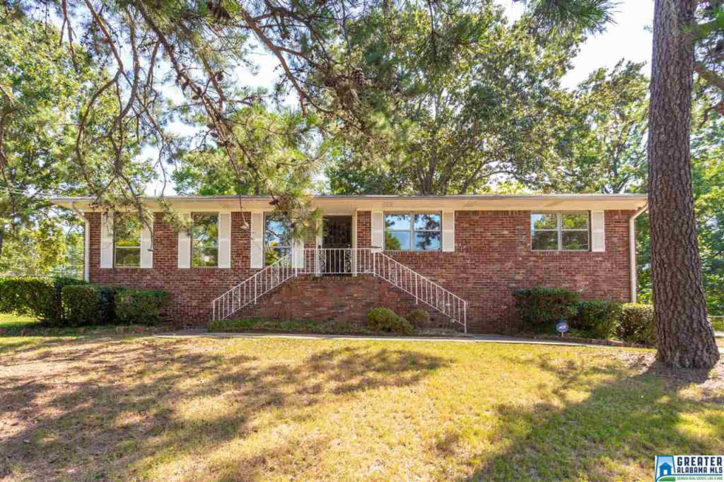 1835 MARA DR, one of homes for sale in Center Point