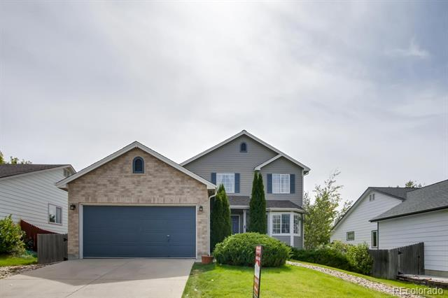 Photo of home for sale at 21316 Prentice Lane E, Centennial CO
