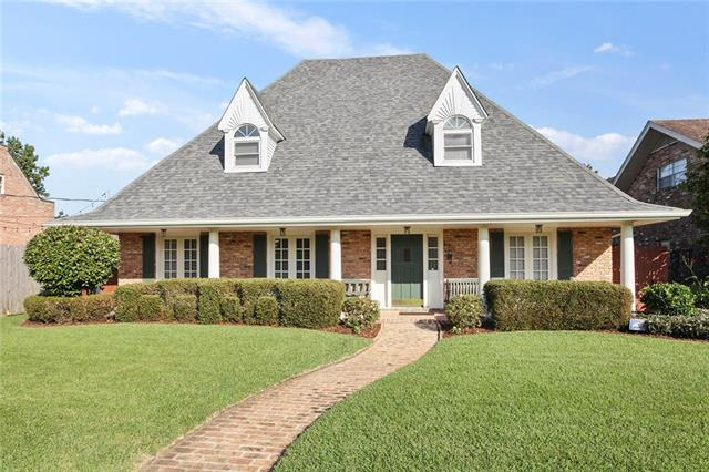 Photo of home for sale at 4917 HENRY Street, Metairie LA