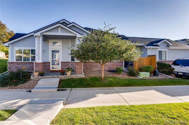 Photo of home for sale at 3024 Walden Court South, Aurora CO