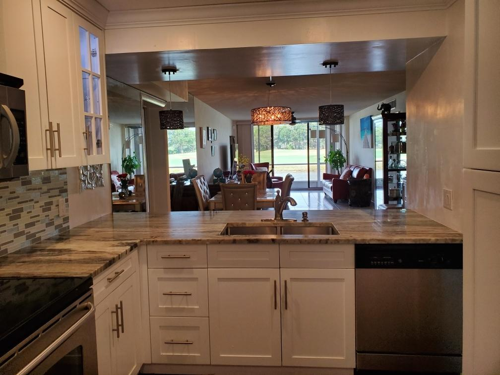 Photo of home for sale at 2421 Village Blvd. Boulevard, West Palm Beach FL