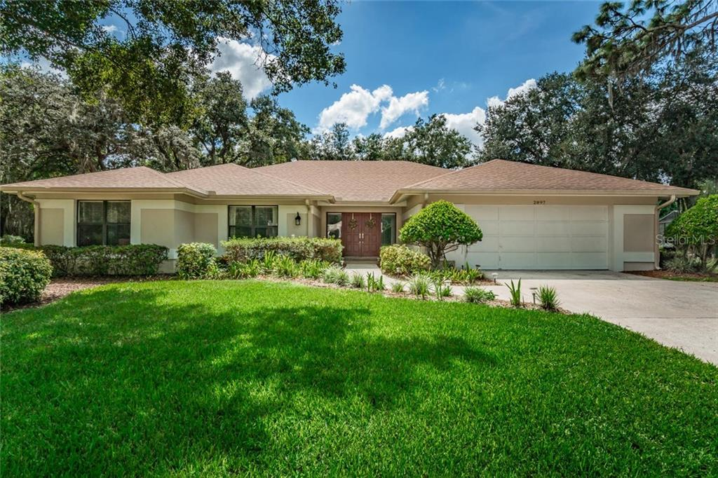 Photo of home for sale at 2897 HAMMOCK DRIVE, Plant City FL