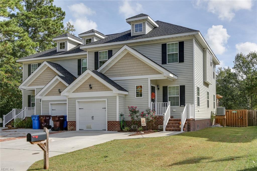 320 Snowberry Lane, Chesapeake, Virginia
