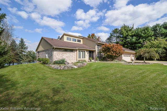 Photo of home for sale at 7691 Ellens Way Street, Superior Township MI