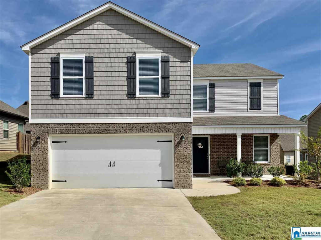 Photo of home for sale at 2050 Kerry Cir, Calera AL