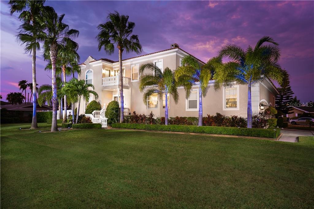 Photo of home for sale at 2700 BAYSHORE DRIVE, Belleair Beach FL