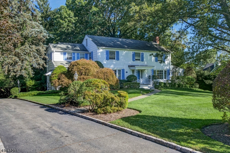 Colonial, Single Family - Millburn Twp., NJ